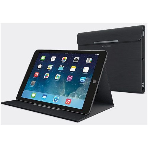 Logitech iPad Air Kılıf Turnaround Black