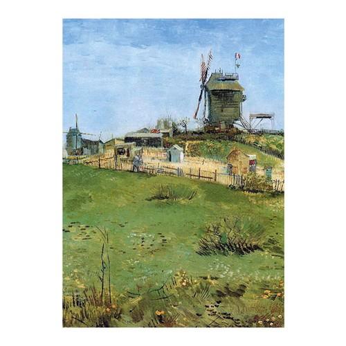 ARTİKEL Le Moulin de la Galette 50x70 cm KS-1058