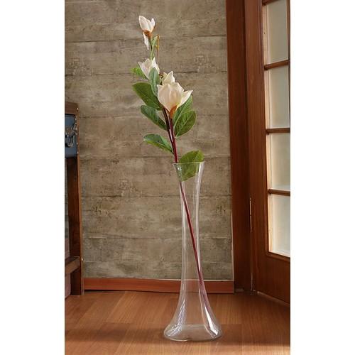 Yedifil Lily Beyaz Yapay Çiçek
