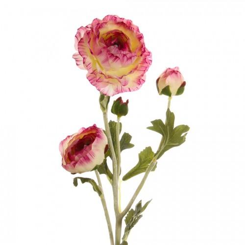 Yedifil Gün Döndü Pembe Yapay Çiçek