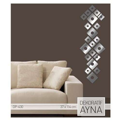 ARTİKEL Squares Ayna Sticker 37x114 cm DP-430