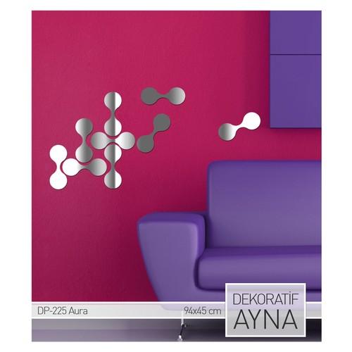 ARTİKEL Dekoratif Şekiller-1 Ayna Sticker 94,4x45,7 cm DP-225