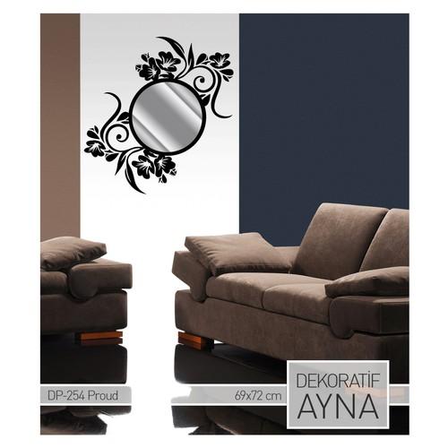 ARTİKEL Pround Ayna Sticker 69x72 cm DP-254