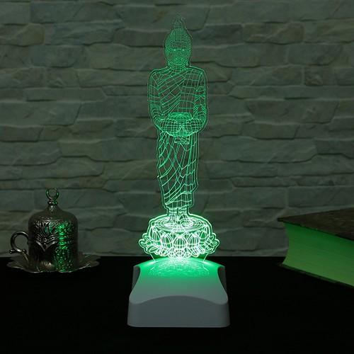Dekorjinal 3 Boyutlu BudizmLamba V23D192