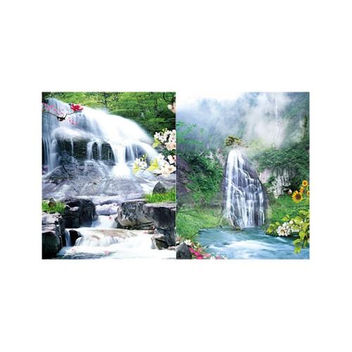 ARTİKEL Waterfall 2 Parça Kanvas Tablo 60x40 cm KS-586