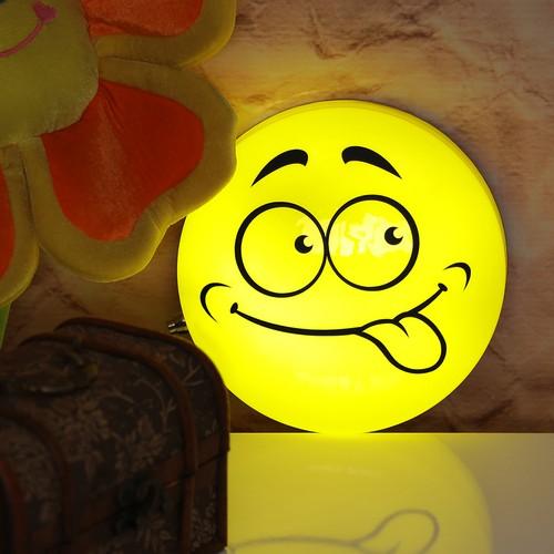 Dekorjinal Emoji Smiley Lamba SML014