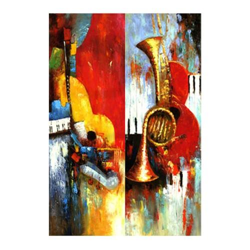 ARTİKEL Crush 2 Parça Kanvas Tablo 120x80 cm KS-887