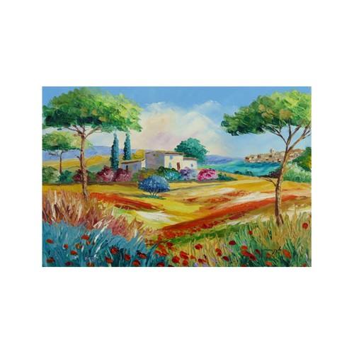 ARTİKEL Boom 2 Parça Kanvas Tablo 60x40 cm KS-863