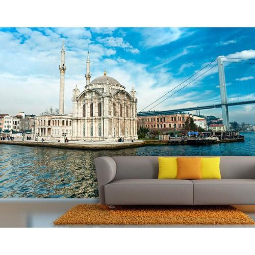 Artmodel Ortaköy Boğaz İstanbul Poster Duvar Kağıdı PD-32