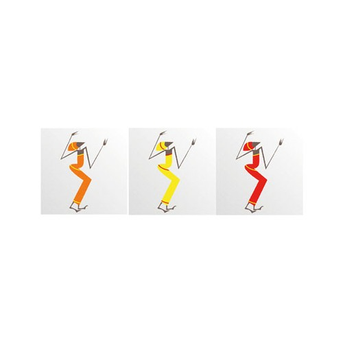 ARTİKEL Dancing Ladies 3 Parça Kanvas Tablo 40X120 Cm KS-742