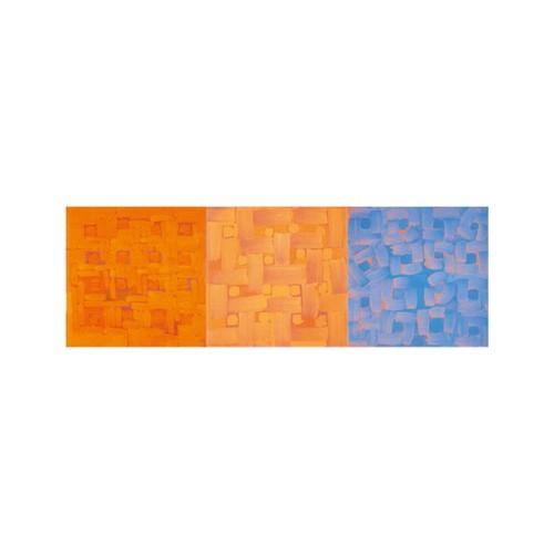 ARTİKEL Loud Places 3 Parça Kanvas Tablo 40X120 Cm KS-721