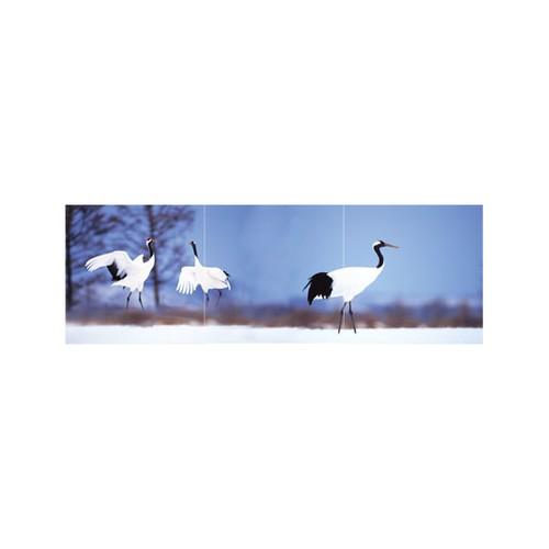 ARTİKEL Birds Life 3 Parça Kanvas Tablo 40X120 Cm KS-708