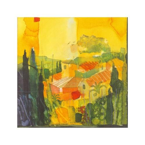 ARTİKEL When You Break 4 Parça Kanvas Tablo 70x70 cm KS-241