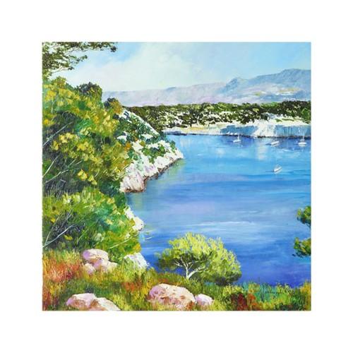 ARTİKEL Sweet Soul Music 4 Parça Kanvas Tablo 70x70 cm KS-858