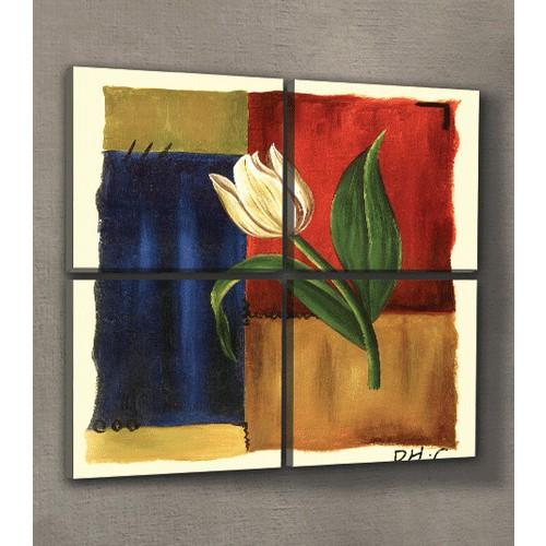 ARTİKEL Without You 4 Parça Kanvas Tablo 70x70 cm KS-146