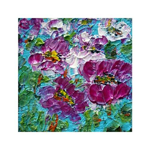 ARTİKEL Think 4 Parça Kanvas Tablo 70x70 cm KS-935
