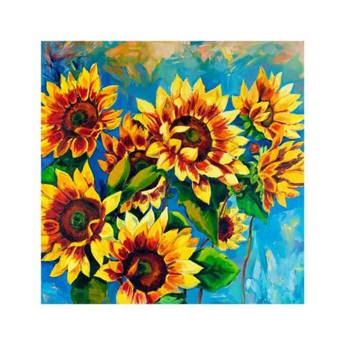 ARTİKEL Perfect 4 Parça Kanvas Tablo 70x70 cm KS-317
