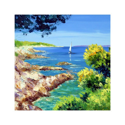 ARTİKEL One Fine Day 4 Parça Kanvas Tablo 70x70 cm KS-939