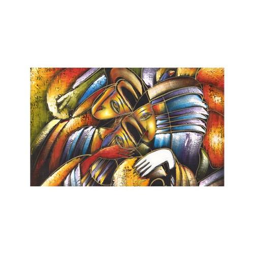 ARTİKEL Stay 5 Parça Kanvas Tablo 135x85 cm KS-311