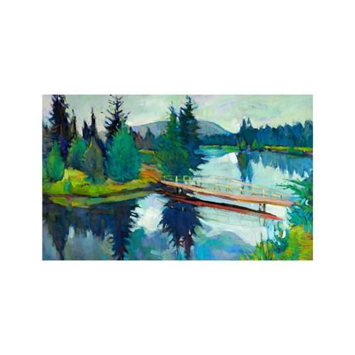 ARTİKEL Nature 5 Parça Kanvas Tablo 135x85 cm KS-323
