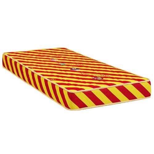 Mopa Teks Taraftar Ultra Full Ortopedik Visco Yatak - 100 x 200 - Sarı - Kırmızı