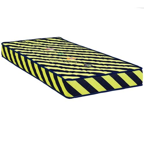 Mopa Teks Taraftar Ultra Full Ortopedik Visco Yatak - 100 x 200 - Sarı - Lacivert