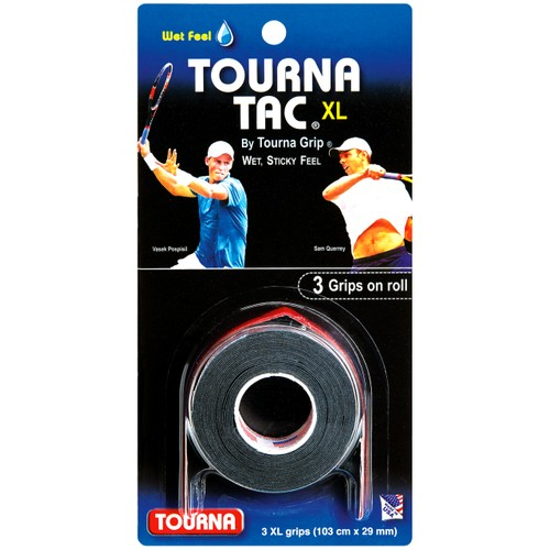 Tourna Tac 3 er Siyah Grip