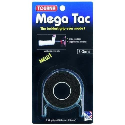 Tourna Mega Tac 3'lü Siyah