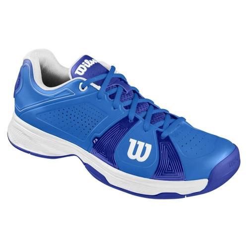Wilson Rush Sport men blue Erkek Tenis Ayakkabısı