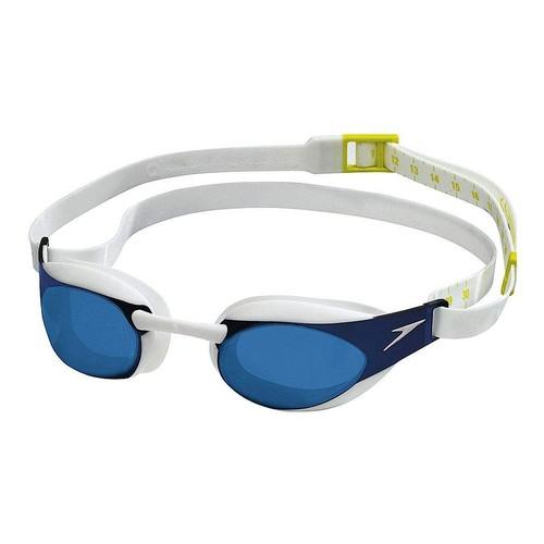 Speedo Fastskin 3 Elite blue yüzücü gözlüğü