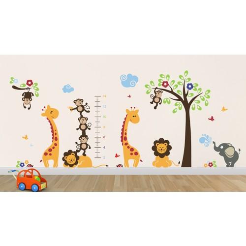 Besta Hayvanlar Duvar Sticker