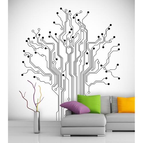 Artmodel Elektrik Devreler Poster Duvar Kağıdı Pdb-39