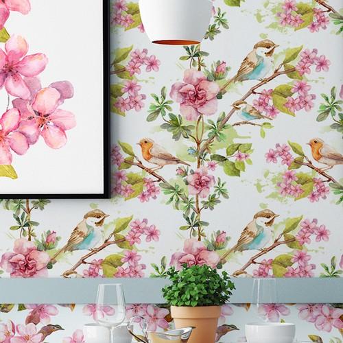 Mot Mutfak Duvar Kağıdı 10-015201