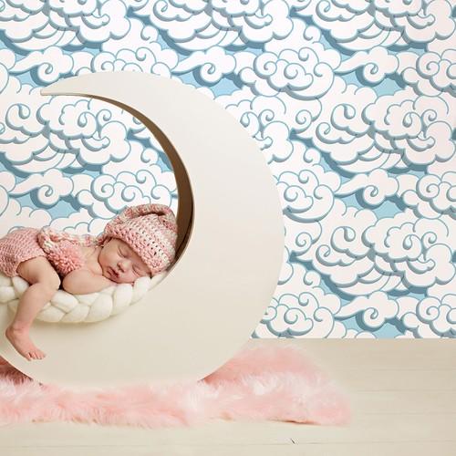 Mot Çocuk Odası Duvar Kağıdı 10-009801