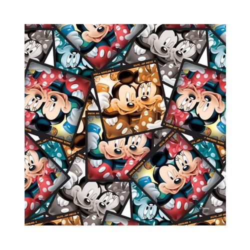 Artikel Mickey-2 Canvas Tablo 40 x 40 cm