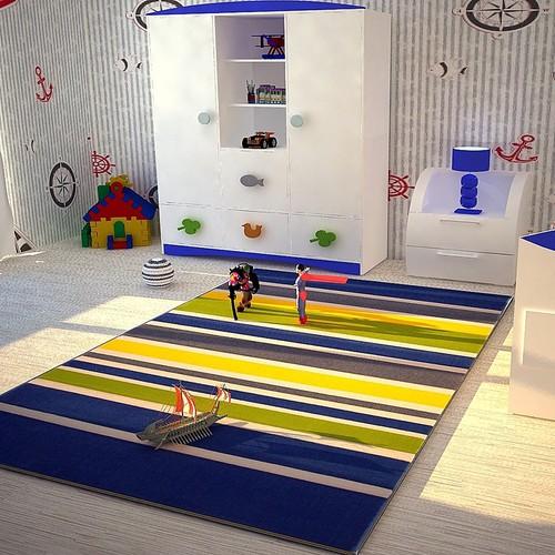 Poypoy Poypoy Rüya Çocuk Halısı 100 x 150 cm