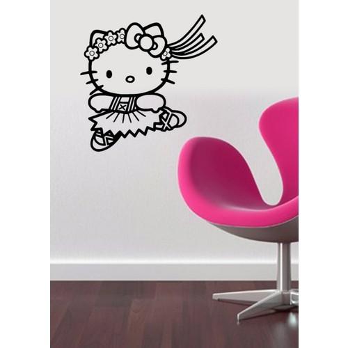 Özgül Grup Özgül Grup Hello Kitty Duvar Sticker 40 x 40 cm