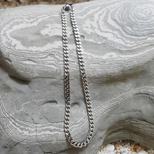 Chavin Traşlı 3 mm. Erkek Çelik Bileklik dc74