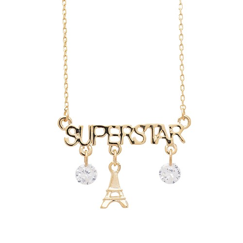 Bee One, Superstar Bijoux Kolye ay80