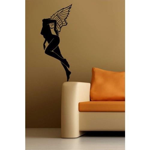 Özgül Grup Özgül Grup Kanatlı Kadın Duvar Sticker   29x70 cm