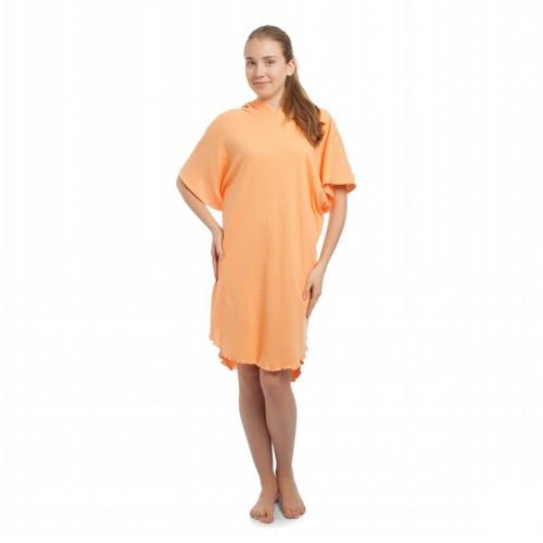 Tril Dalga Yazlık Panço Bornoz& Plaj Kıyafeti - Kavun İçi
