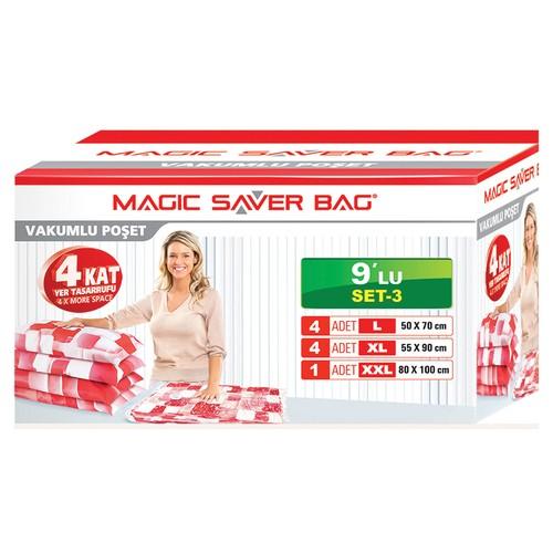 Magic Saver Bag 9 Lu Set -3