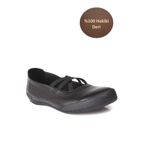 Loggalin 313009 090 013 Kadın Siyah Günlük Ayakkabı