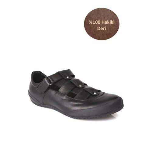 Loggalin 313252 090 013 Kadın Siyah Günlük Ayakkabı
