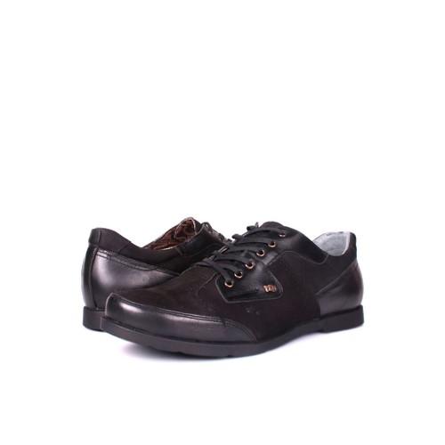 Tardelli 914290 039 022 Erkek Siyah Ayakkabı