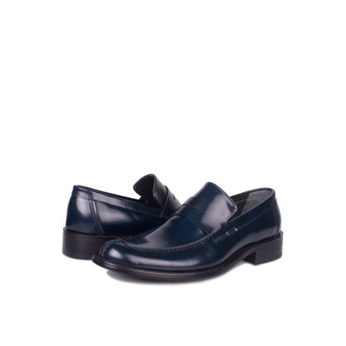 Erkan Kaban 332 071 420 Erkek Lacivert Klasik Ayakkabı