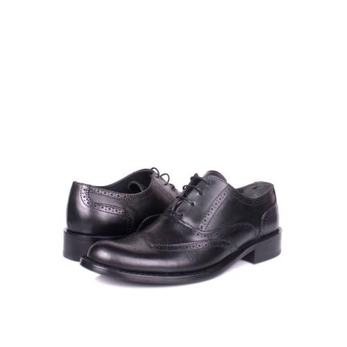 Erkan Kaban 327 071 014 Erkek Siyah Klasik Ayakkabı