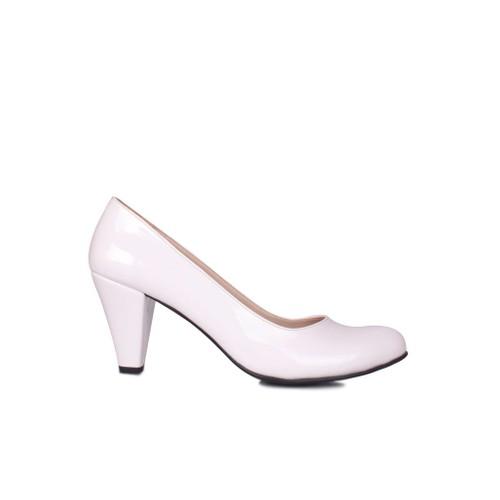 Loggalin 375101 031 469 Kadın Beyaz Günlük Ayakkabı