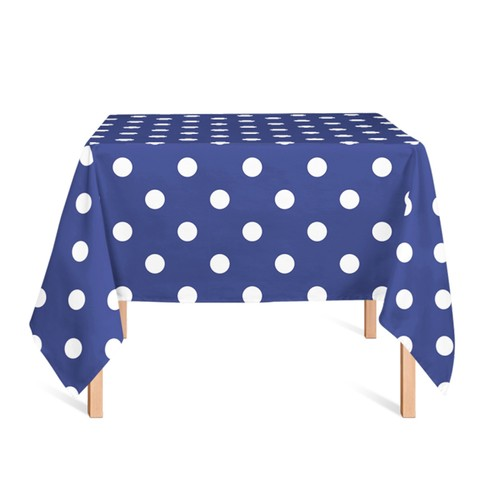 Helen George Dotts Masa Örtüsü - Mavi