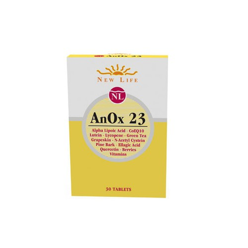 New Lifenewlife Anox 23 - 30 Tablet